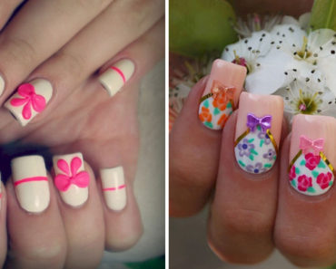 17 Bow Nail Art Designs That Are Too Adorable Not To Try.