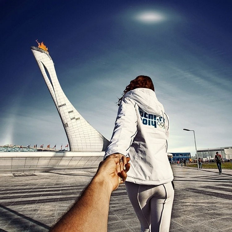 Follow Me To The Sochi 2014 Winter Olympics, Russia
