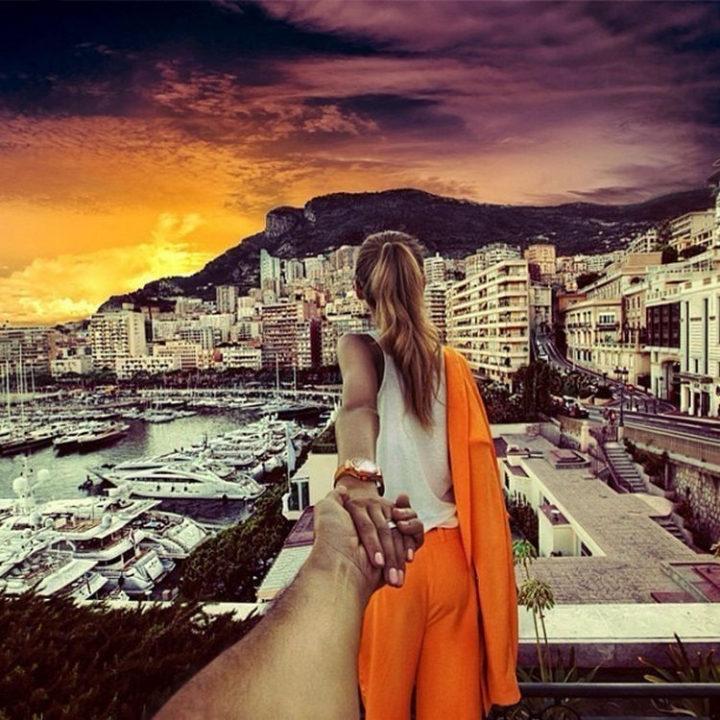 Follow Me To Monaco.