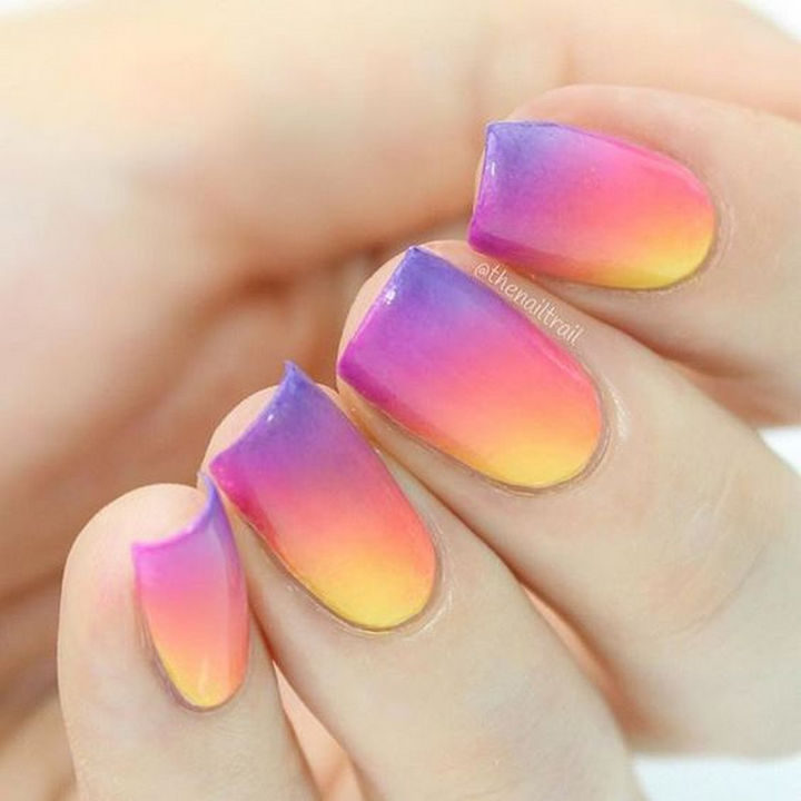 17 Gradient Nails That Look Incredible for the Summer