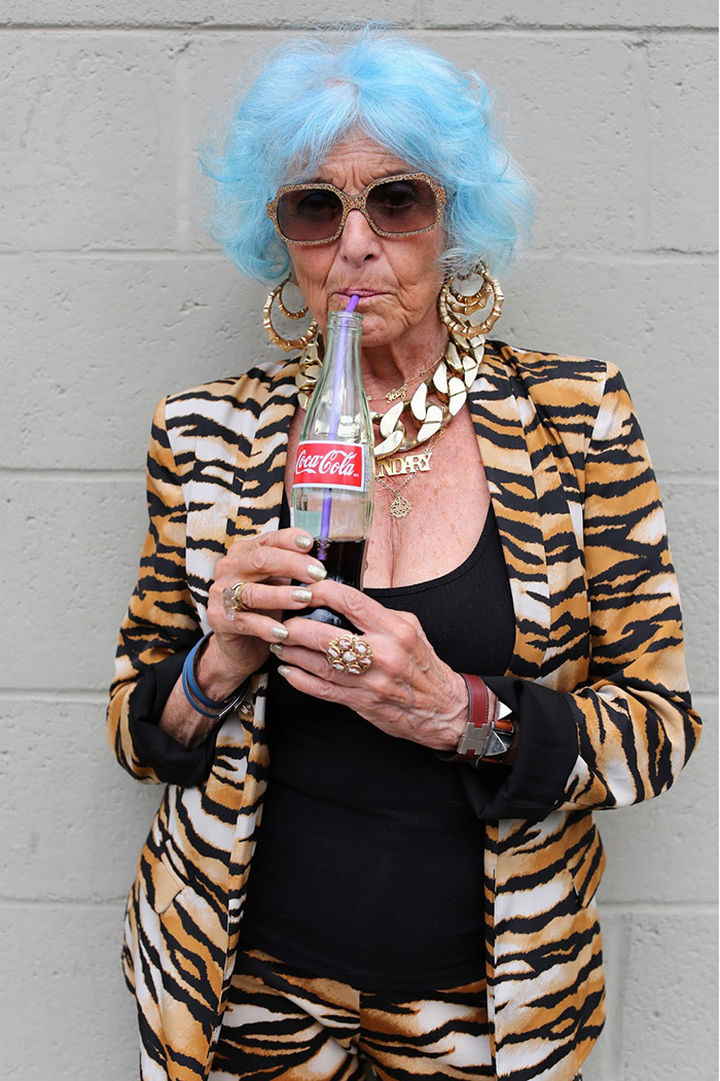 Advanced Style - Photographer Ari Seth Cohen has created a collection of photos of stylish older adults.