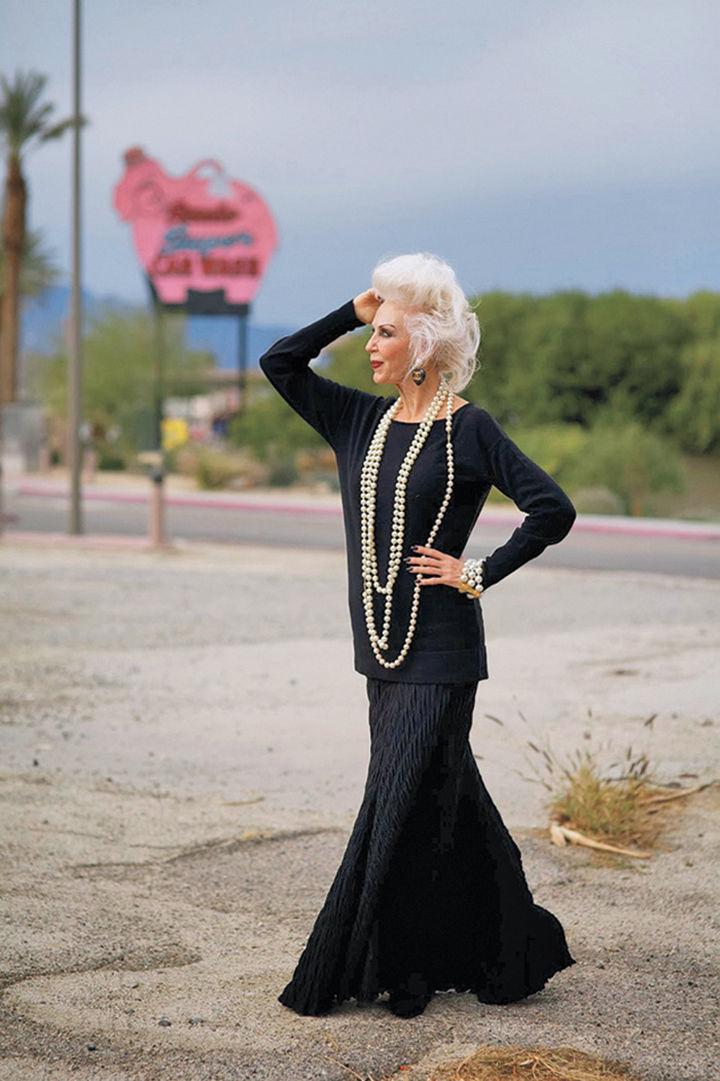 advanced style 26 stylish seniors who refuse to wear