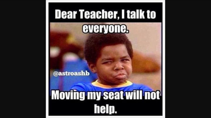 67 Hilarious Teacher Memes - Whatchu talkin' bout?