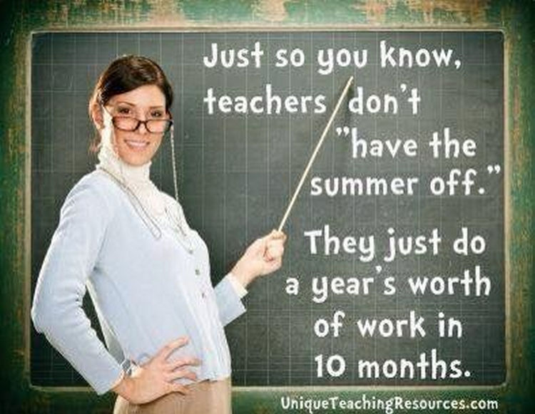 67 Hilarious Teacher Memes - Lucky them.