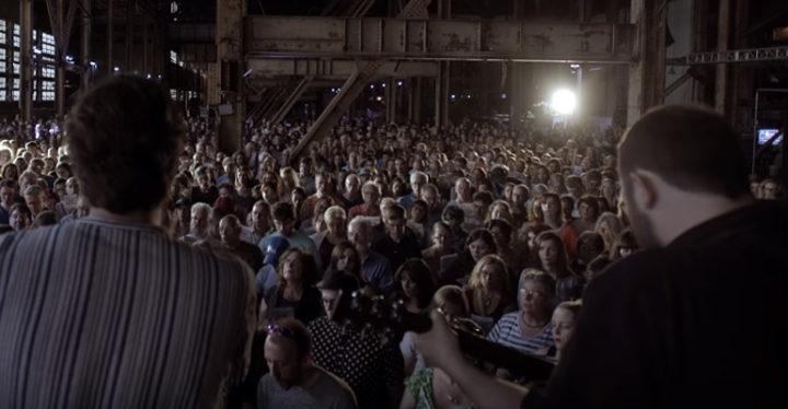 Choir! Choir! Choir!, Rufus Wainwright, and 1500 Singers Sing Hallelujah!.