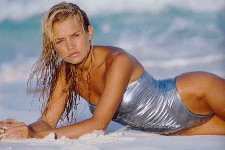 Yolanda Foster was a successful model in the 90s and being on Real Housewives of Beverly Hills kept her in the spotlight.