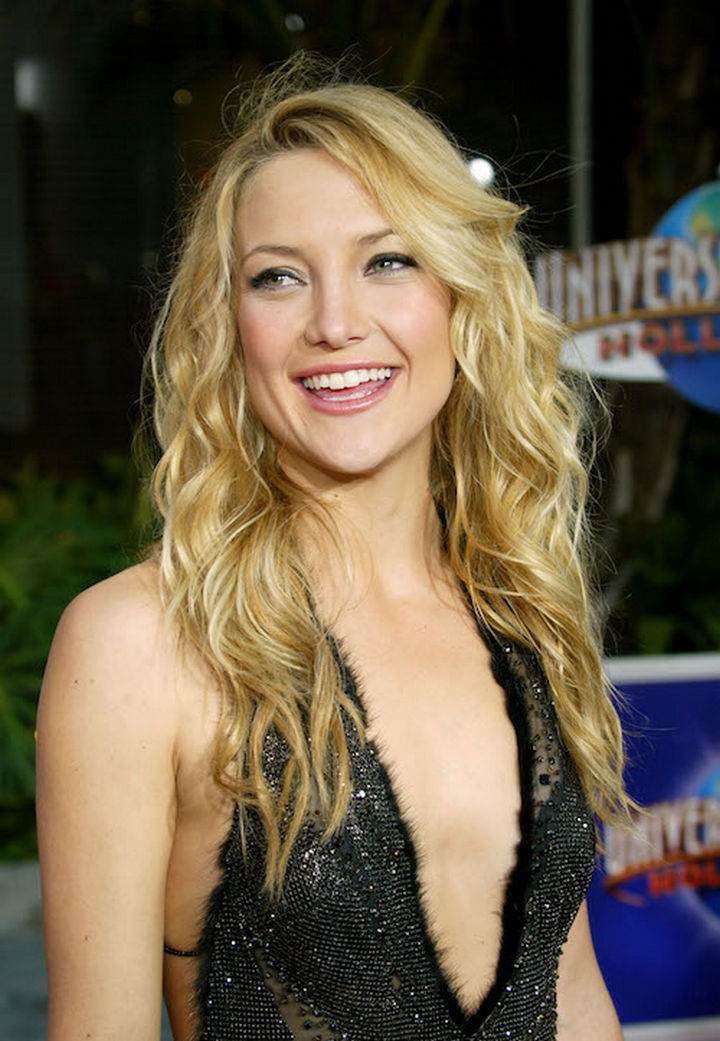 Like her famous mother, daughter Kate Hudson is no stranger to the big screen and is best known for her breakout role in 'Almost Famous.'