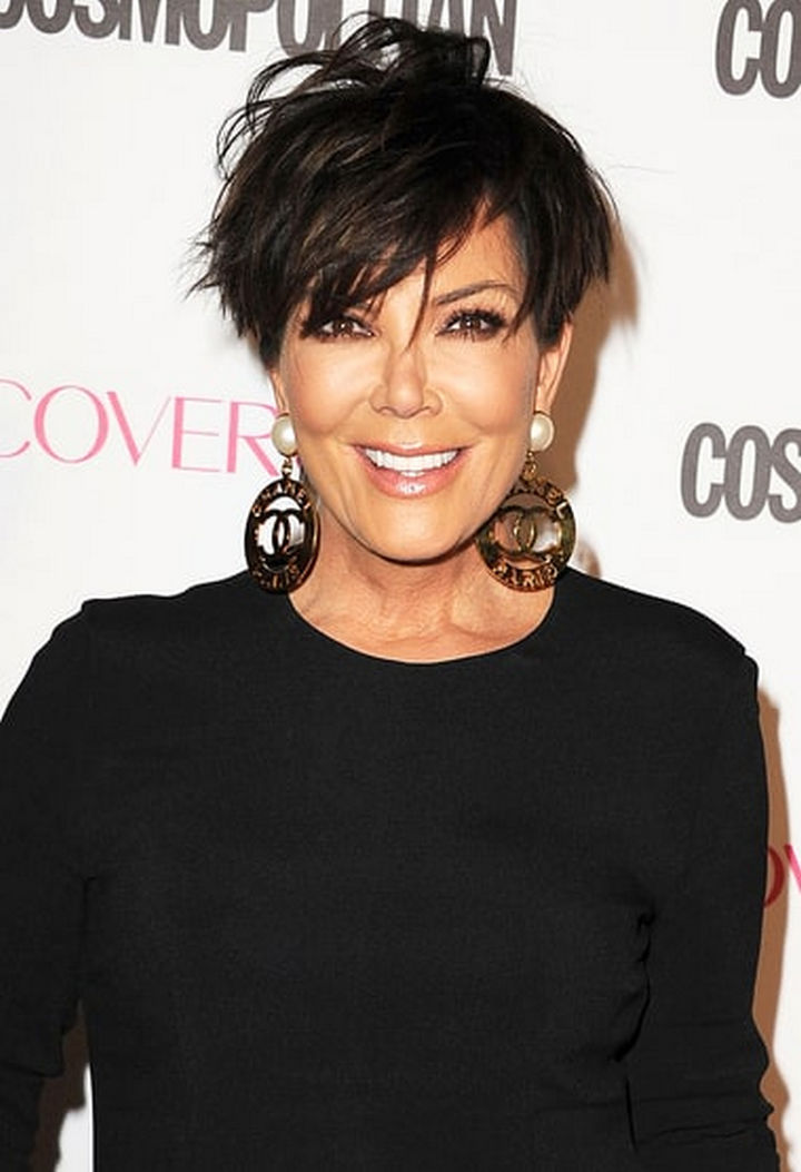 Kris Jenner and her family rose to fame in 'Keeping Up with the Kardashians' and she takes care of her family.