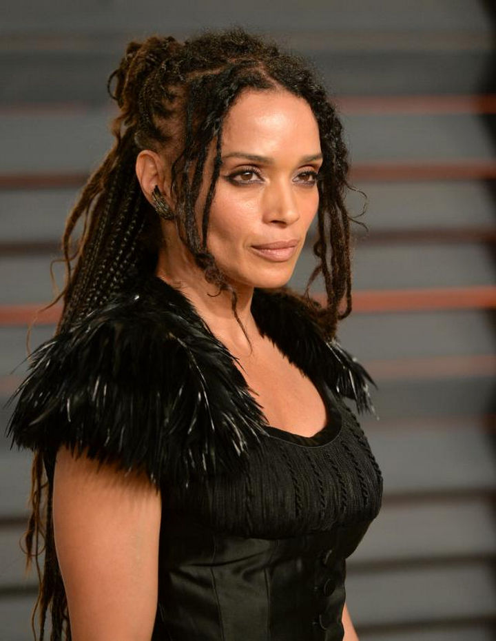 If you grew up in the 80s, you'll remember Lisa Bonet in her role as Denise Huxtable on The Cosby Show. Today, the famous mother is still acting and inspired her daughter to do the same.