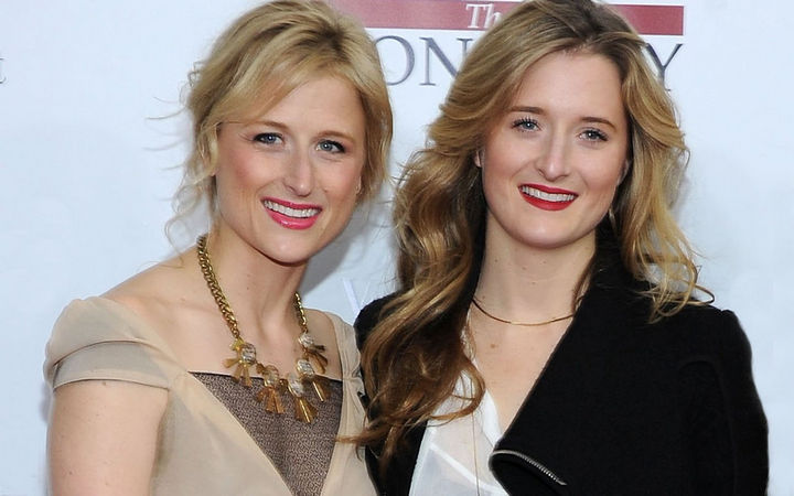 Daughters Mamie and Grace Gummer are actresses and with their famous mother's acting talent in their genes,  the sky's the limit.