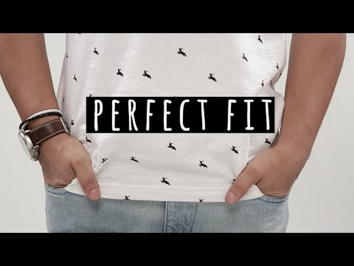 17 Brilliant Clothing Hacks - Buy perfect fitting jeans without even trying them on!