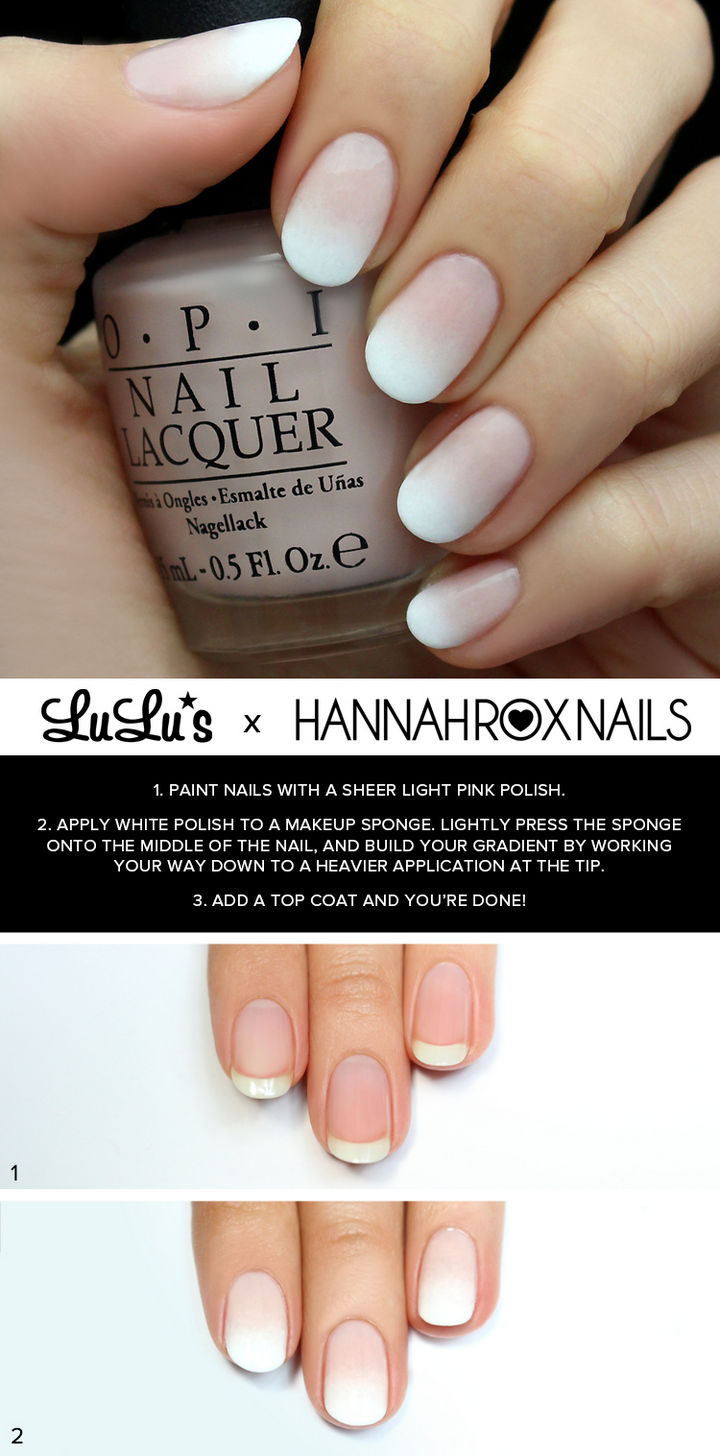 Ombre Nail Trend: 19 Gorgeous Ombre Nails That Bring Gradients To A Whole