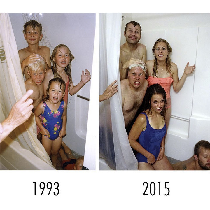19 photos only people growing up with siblings will understand for Growing families