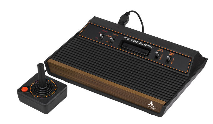 34 Things If You Grew Up in the 60s or 70s - Atari let you enjoy video games at home for the first time ever and it rocked.