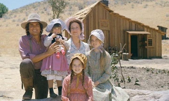 "34 Things If You Grew Up in the 60s or 70s - You enjoyed watching 'Little House on the Prairie"" with your parents."