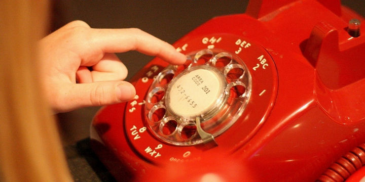 34 Things If You Grew Up in the 60s or 70s - When you wanted to call somebody, this is how you dialed their number.