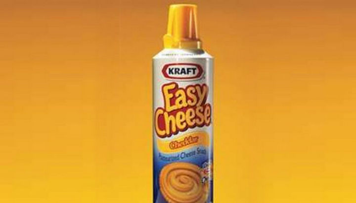 34 Things If You Grew Up in the 60s or 70s - And cheese came in a can.
