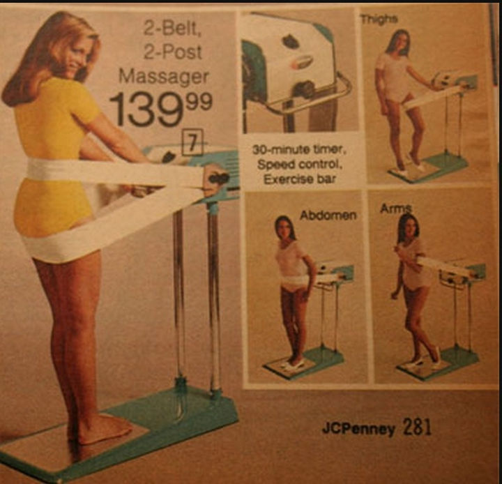 34 Things If You Grew Up in the 60s or 70s - People tried every new exercise accessory.