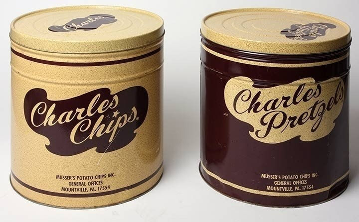34 Things If You Grew Up in the 60s or 70s - Pretzels and potato chips were delivered to your door in large tin cans.