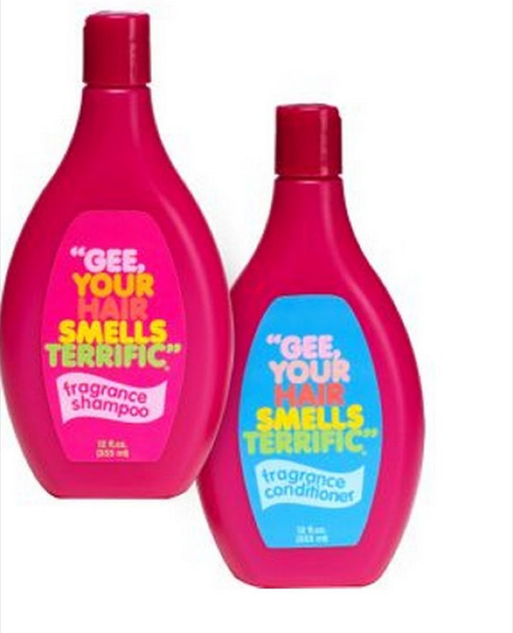 34 Things If You Grew Up in the 60s or 70s - You couldn't wait to wash your hair with this.