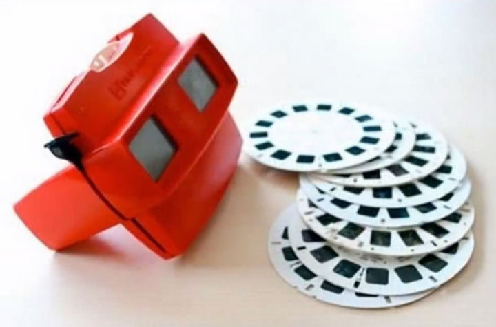 34 Things If You Grew Up in the 60s or 70s - This was our version of virtual reality.