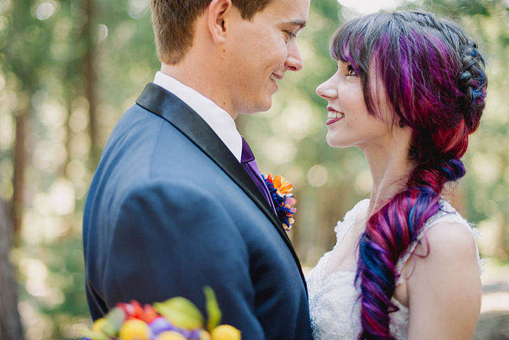 Christopher and his bride Taylor Ann are happier than ever and their wedding day couldn't have been more beautiful.