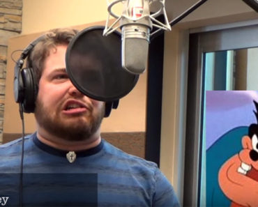 """He Brilliantly Performs """"Let It Go"""" in 21 Different Disney and Pixar Character Voices. Amazing!"""