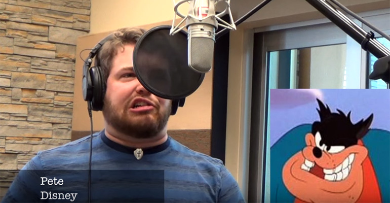 Guy Sings Let It Go in 21 Different Disney and Pixar Character Voices.
