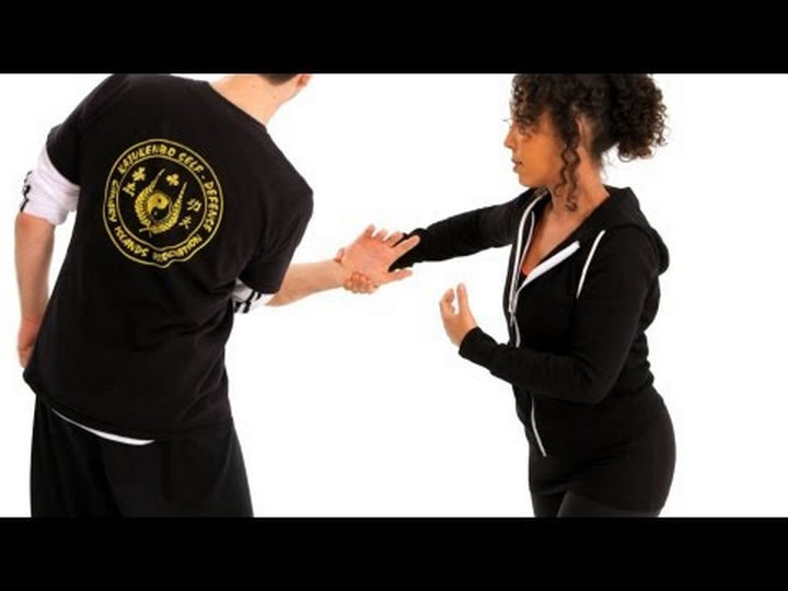 17 Self-Defense Tips - Learn how to escape from a wrist hold.