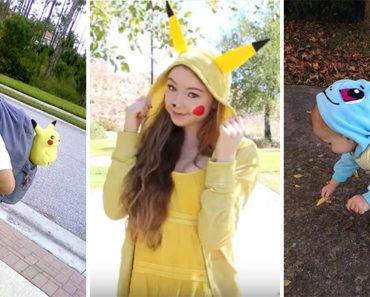 20 Pokémon Costumes for Halloween That Are Super Effective and Super Fun!