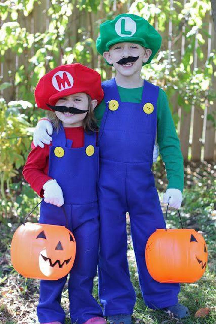 Yoshi Halloween Costume Diy.23 Super Mario And Luigi Costumes For Halloween Updated Aug 2018