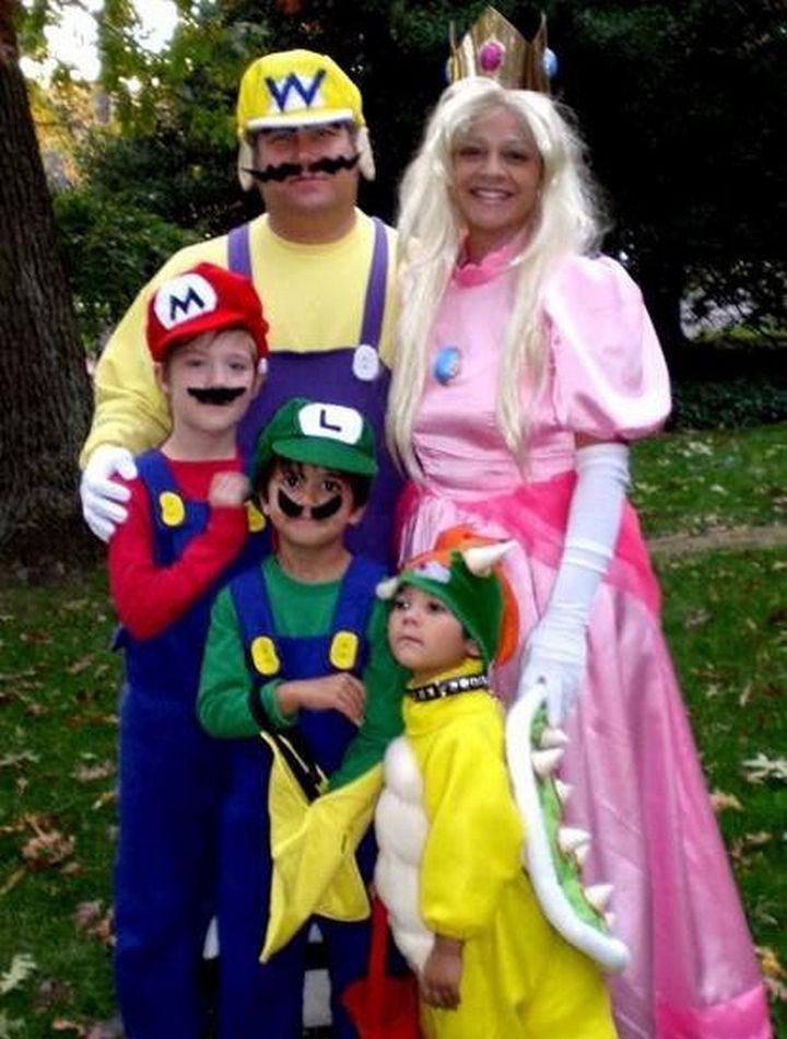 Mario And Luigi Costumes Kids Best Kids Costumes