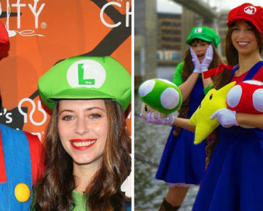 """23 Super Mario and Luigi Costumes That Will Want to Make You """"Press Start"""" on Halloween"""
