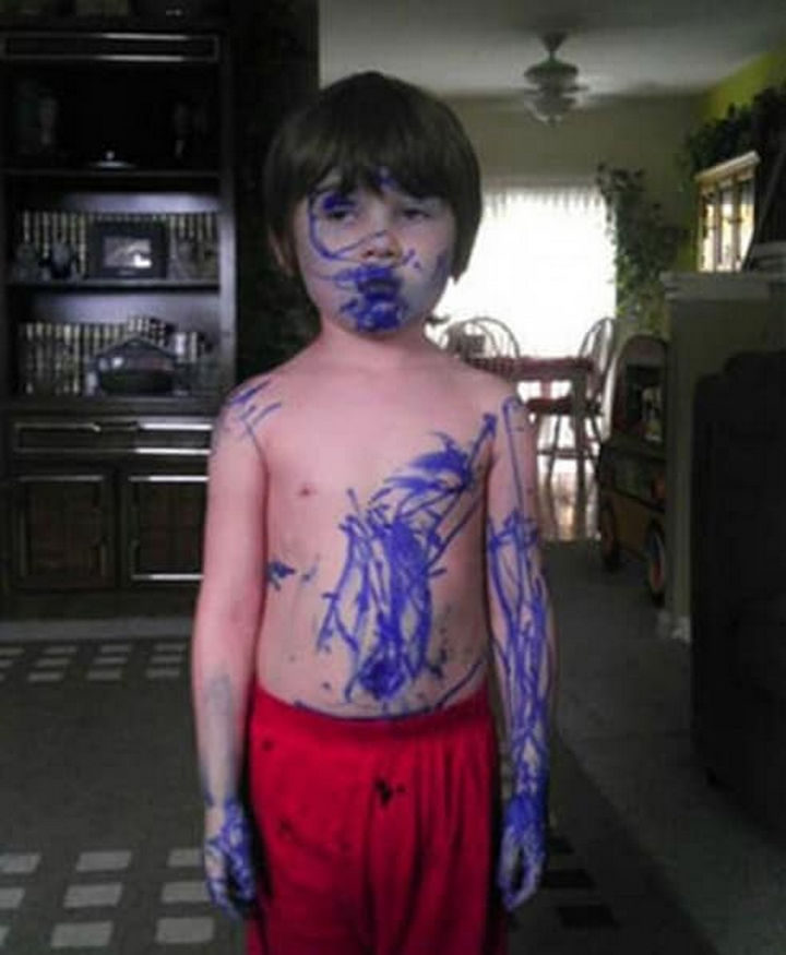 30 Reasons Why Kids Are the Worst - They're always getting themselves in trouble.