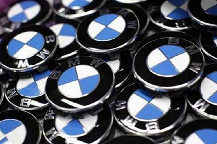 33 Famous Company Logo With Hidden Messages - BMW logo hidden meaning.