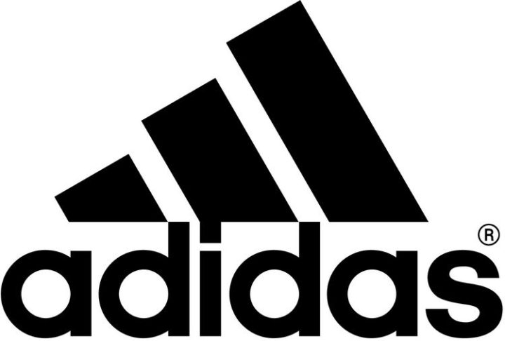 33 Famous Company Logo With Hidden Messages - Adidas logo hidden meaning.