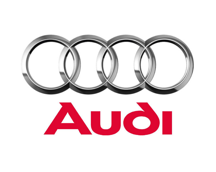 33 Famous Company Logo With Hidden Messages - Audi logo hidden meaning.