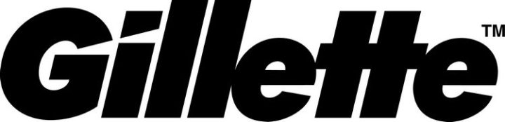 33 Famous Company Logo With Hidden Messages - Gillette logo hidden meaning.