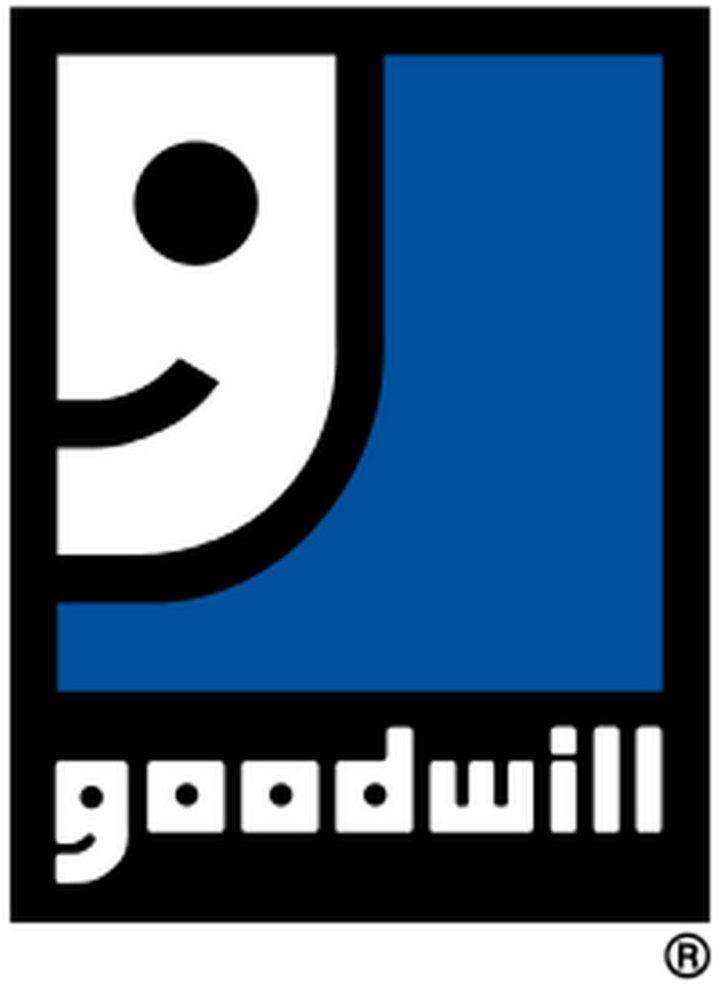 33 Famous Company Logo With Hidden Messages - Goodwill logo hidden meaning.