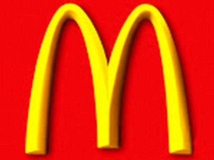 33 Famous Company Logo With Hidden Messages - McDonald's logo hidden meaning.