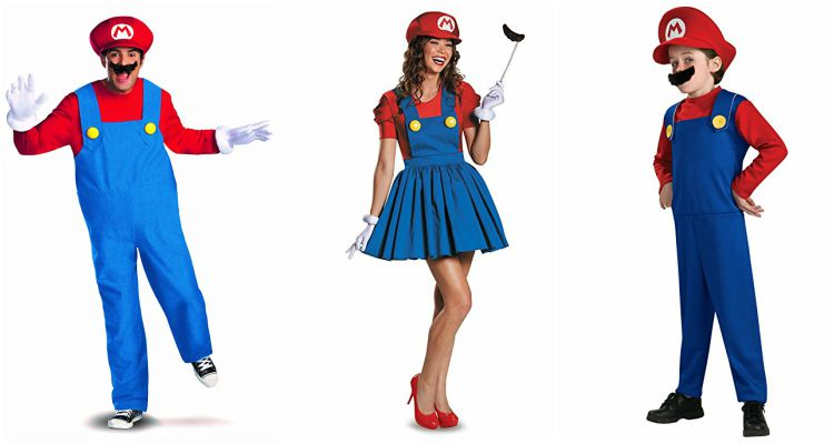 23 super mario costumes to make you press start on halloween super mario costumes solutioingenieria Images