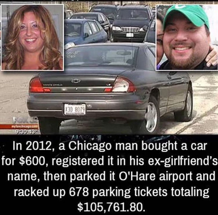 19 Funny Karma Images - Don't mess with this guy. Brilliant!