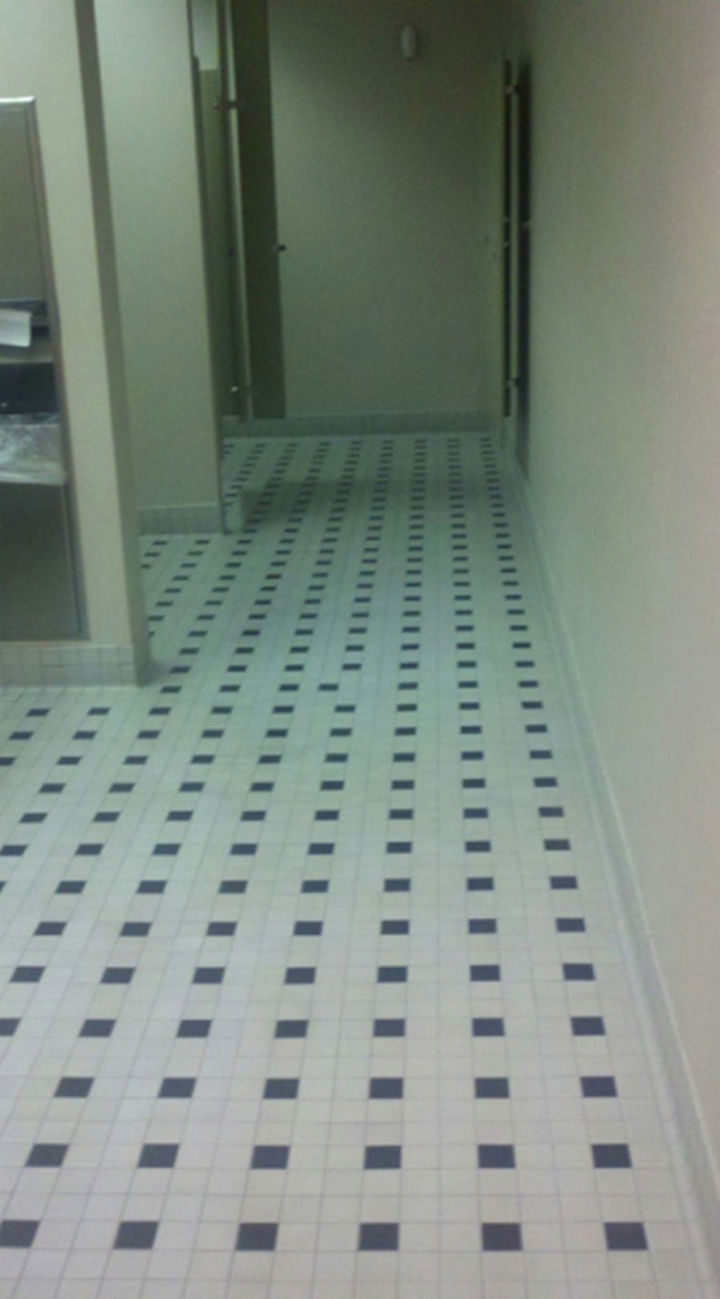 23 Evil Geniuses Who Just Want to Watch the World Burn - This would drive people with OCD crazy.