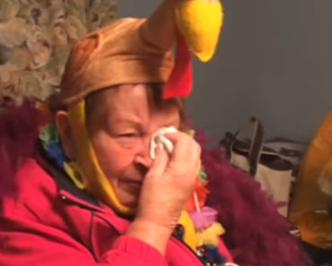 83-Year-Old Grandma's Reaction to Macy's Parade Birthday Gift.