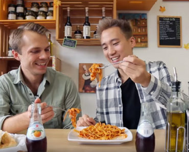 They Tried Pasta Dishes That Ranged From $8 to $100. Guess Which One They Liked Best…