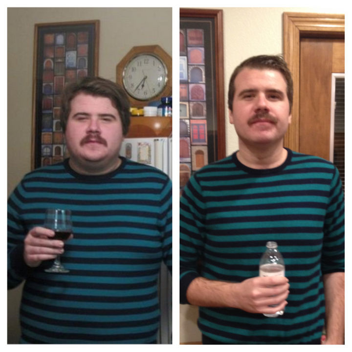 Not Losing Weight After Quitting Drinking