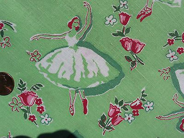 Flour companies printed several different patterns to help cotton sack clothing and items look unique.