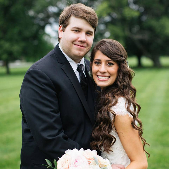 When her fiancé, Josh, proposed to her, he did so at school in front of her students. When planning their wedding day, they knew her class also had to be part of their wedding.
