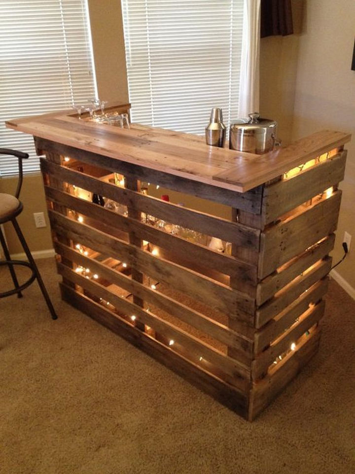 18 Diy Bars And Bar Carts Perfect For The Home Or Patio