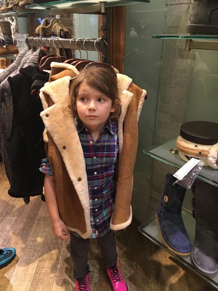 """18 Kids Taking Instructions Too Literally - """"I told my daughter she couldn't take clothes off the hangers and try them on so I got this..."""""""